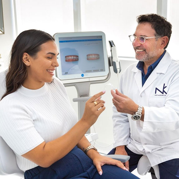 brisbane orthodontist results